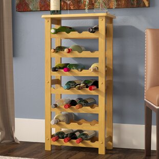 Anthem 28 Bottle Floor Wine Rack by Red B..