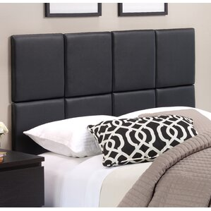 zanna upholstered panel headboard tile - Bed Frame And Headboard