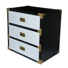 3 Drawer Accent Chest by Cheungs