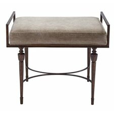 Catarina Upholstered End Bedroom Bench by Stanley Furniture