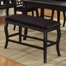 Burgos Upholstered Dining Bench by Milton Green Star