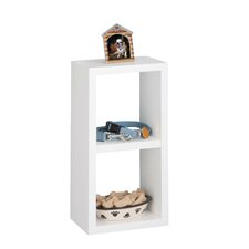 Double Cube Accent Shelf by Honey Can Do