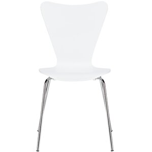 Elgin Solid Wood Dining Chair by Edgemod
