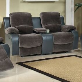 Shop Santiago Reclining Loveseat by Beverly Fine Furniture