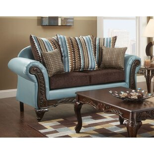 Dallas Loveseat by dCOR design Design