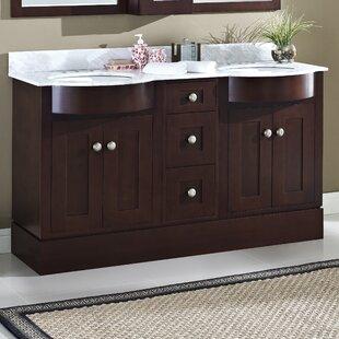 Kester 60 Bathroom Vanity by Darby Home Co