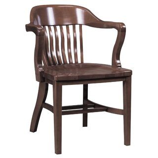 Aranza Solid Wood Dining Chair by Alcott Hill SKU:AB642698 Purchase