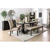 Chilcott 6 Piece Dining Set by Charlton Home®