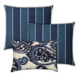 Strathern Berry Pie Indoor / Outdoor Pillow