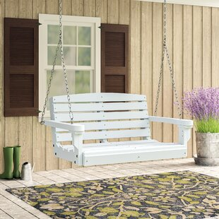 Sawyerville Porch Swing