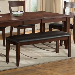 Vilo Home Inc. Viola Heights Wood Bench