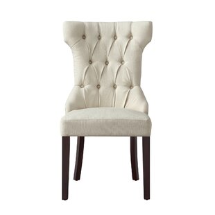 Find the perfect Ambler Upholstered Dining Chair (Set of 2) by Darby Home Co Reviews (2019) & Buyer's Guide