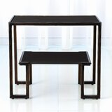 One-Up End Table by Global Views