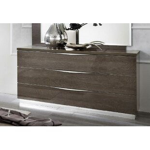 Hindsville Birch 3 Drawer Dresser