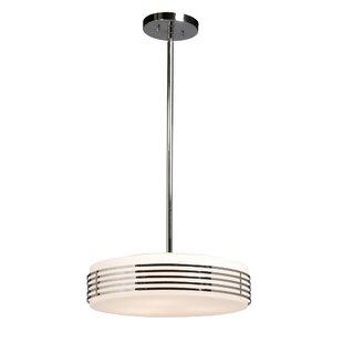 Orren Ellis JoLinda 3-Light Pendant