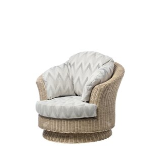 Montwood Swivel Tub Chair By Beachcrest Home
