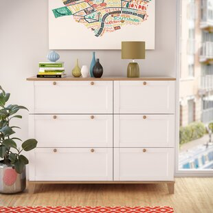 Fazio 3 Drawer Chest Of Drawers By Brambly Cottage
