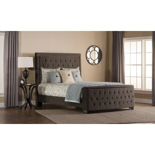 Bettyann Upholstered Panel Bed By Darby Home Co