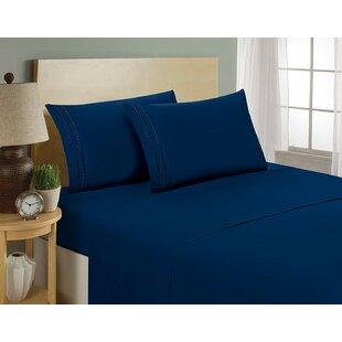 Nona 1800 Thread Count Ultra-Soft Bedroom Sheet Set