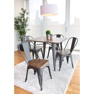 Ashberry Claremont 5 Piece Dining Set by Trent Austin Design