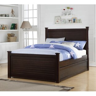 Best Deals Latonya Full Platform Bed with Trundle by Harriet Bee Reviews (2019) & Buyer's Guide