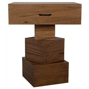 Price Check Grobius End Table by Noir