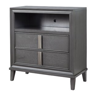 Sedgwick 2 Drawer Accent chest..