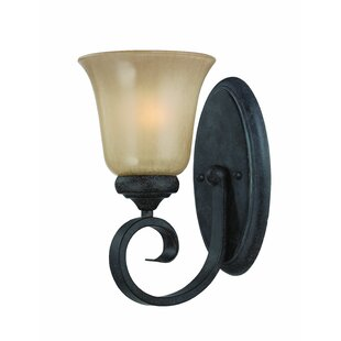 Find the perfect Wilhoit 1-Light Wall Sconce By Fleur De Lis Living