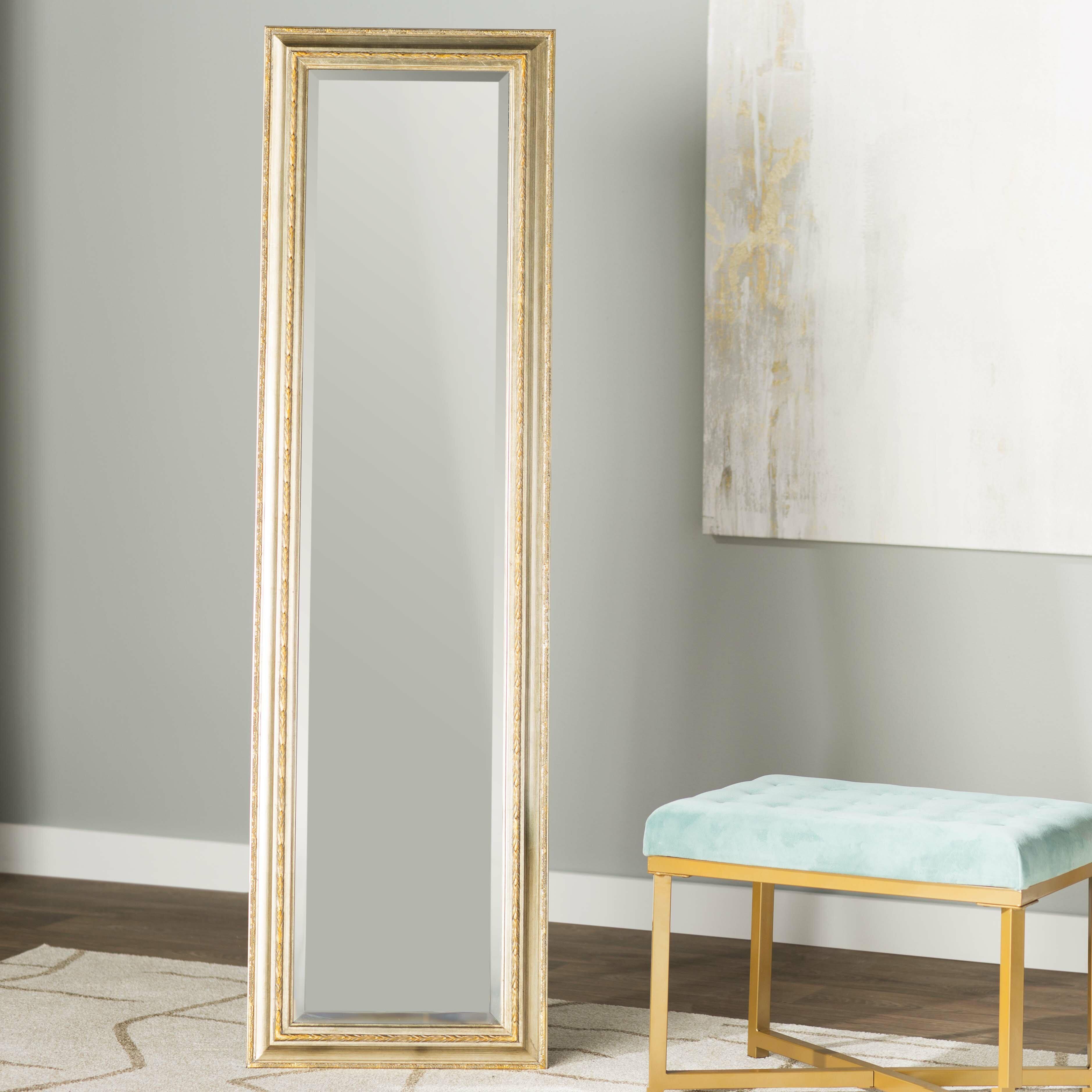 Astoria Grand Merritt Leaning Mirror & Reviews | Wayfair