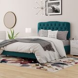 Stella Upholstered Standard Bed