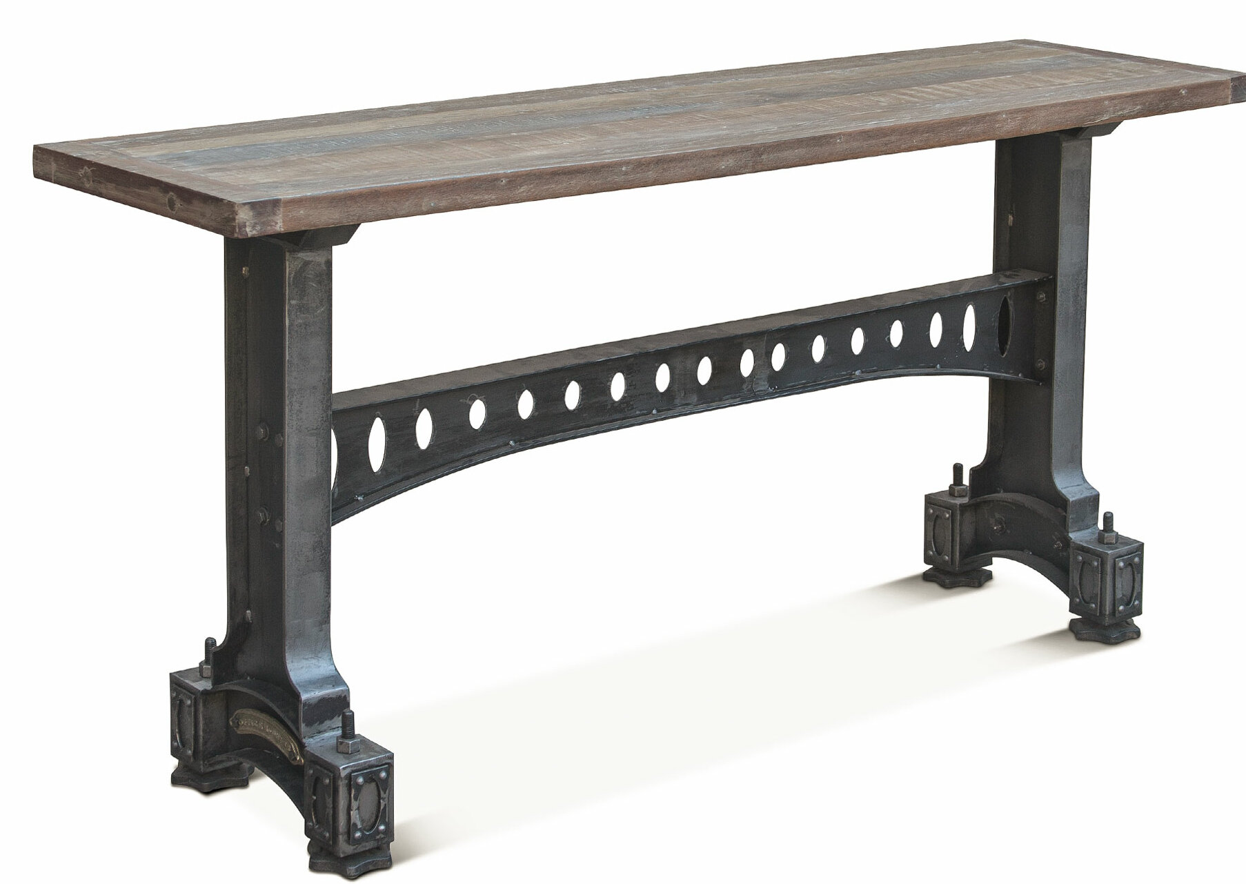 Williston Forge Colindas 66 Console Table Wayfair