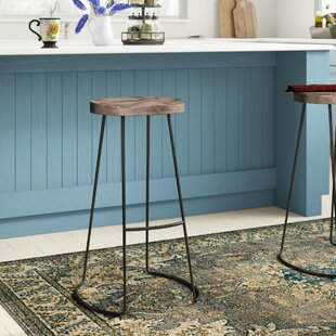 Nona 29 Bar Stool by Laurel Foundry Modern Farmhouse Cheap