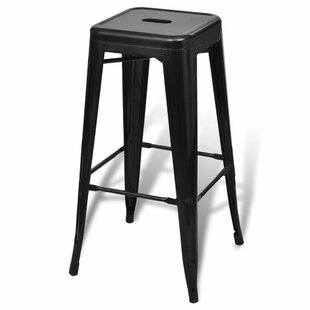 Obrien 76cm Bar Stool (Set Of 2) By Borough Wharf