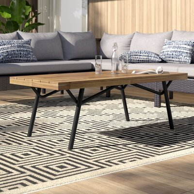 Linch Coffee Table by Mercury Row Sale