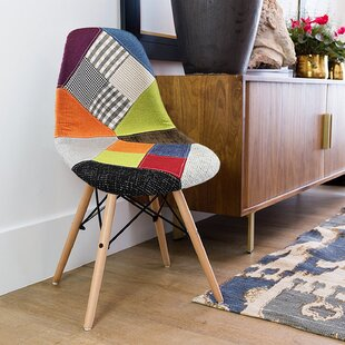 Coupon Caines Side Chair (Set of 4) by Wrought Studio Reviews (2019) & Buyer's Guide