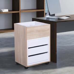 3 Drawer Filing Cabinet By Symple Stuff