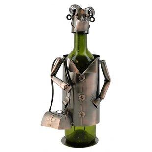 Wine Bodies Foster 1 Bottle Tabletop Wine Rack