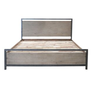 Union Rustic Mitt Bed Frame
