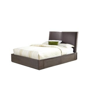Keomi Upholstered Storage Panel Bed