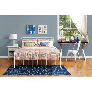 Bright Pop Platform Bed by Novogratz