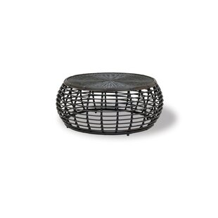 Venice Wicker Coffee Table
