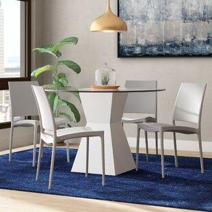 Mira Side Chair (Set of 4) by Zipcode Design