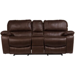 Three Posts Gracehill Reclining Loveseat