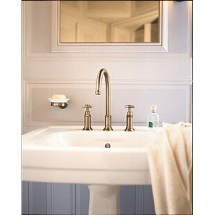 Axor Axor Montreux Widespread Faucet Cross Handle