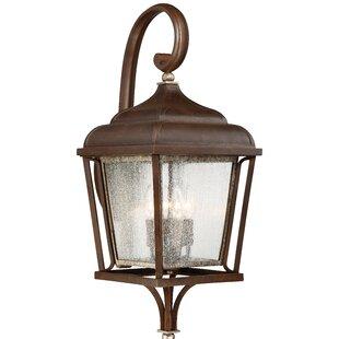 Serge 4-Light Outdoor Wall Lantern