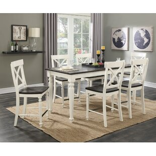 Mulford 7 Piece Extendable Dining Set Beachcrest Home