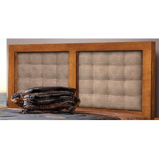 Lennards Queen Upholstered Panel Headboard by Latitude Run