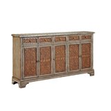 Samoset 76 Wide 5 Drawer Sideboard by World Menagerie