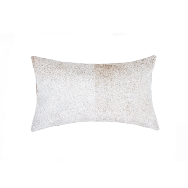 Bloomsbury Market Graham Rectangle Leather Pillow Cover Insert Wayfair