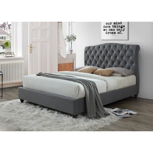 Best Keifer Upholstered Sleigh Bed by Darby Home Co Reviews (2019) & Buyer's Guide